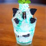レスト&カフェ キャティ - 料理写真:チョコミントスムージ