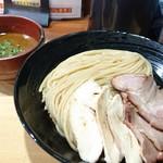 109184047 - 「特製魚介鶏白湯つけ麺(大盛300g)」