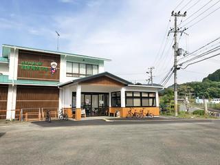 和束茶カフェ - 外観(2019.6月初旬)