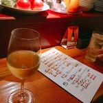 ワイン食堂TreTre -
