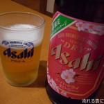 うま舎 - 瓶ビール