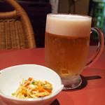 10919627 - 生ビール ¥500