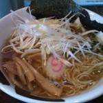 鳥空海 - 透き通った美味しいスープ