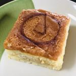 白栄堂 - 料理写真:小さいけれど、ずっしりしています。ミルキーな味わい♡(*≧∀≦*)