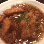 フルミチ  - 豚肉の赤ワイン煮(ポークシチュー) 380円
