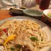 珍竹林 - 料理写真:最近ハマっている焼きラーメン