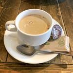 マルゲリータパリアッチョ - ランチのコーヒー