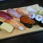 美代寿司 - 握りあっぷ