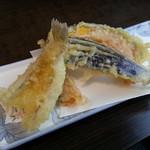美代寿司 - 天ぷら