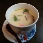 美代寿司 - 茶わん蒸し