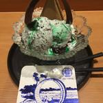 オリ トウキョウ カフェ - 北斎サンデー