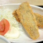 伊豆創作寿司 いず鮨 - 料理写真:アジフライ定食。