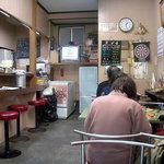 食堂 筑波 - 「食堂 筑波」店内の様子