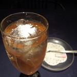 中国薬膳料理 星福 - 真珠粉入り薬膳酒④清心美容酒