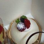 109201709 - レアチーズケーキ