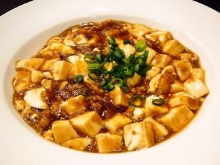 富富飯店 新市街酒家 - 麻婆豆腐