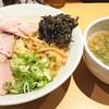 我武者羅 - 料理写真:生姜醤油つけ麺。