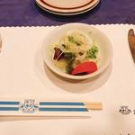 レストランカントリー - サラダ