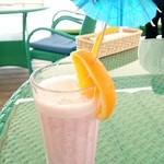 Miele - 淡路島ミルクのはちみついちごジュース♪