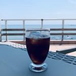 プラージュ・スッド - ドリンク写真:アイスコーヒー