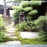 10921976 - 裏庭です。奉行所で裁くほどでない評定もここであったとか…。