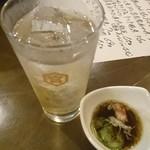 居酒屋かずみ - 料理写真:キンミヤ焼酎
