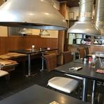 肉料理の一番や - 190604火 神奈川 肉料理の一番や 店内