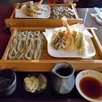 須坂屋 - 料理写真:天へぎそば