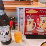 大衆酒場寿海本店 - 大瓶