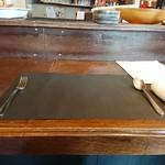 リストランテ ブォーノ - カウンター席