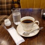 自家焙煎珈琲 蔵味 - モーニングCセット480円