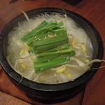 かんむり - 鶏ガラ水餃子