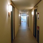 酒の宿 玉城屋 - 3階の廊下