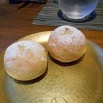 酒の宿 玉城屋 - 米粉パン