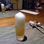 酒の宿 玉城屋 - プレデザート