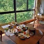 酒の宿 玉城屋 - 食事会場(朝食時)