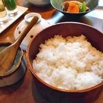 酒の宿 玉城屋 - 塩沢産コシヒカリ