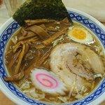 麺屋 十王 - 料理写真:メンマ麺(800円)