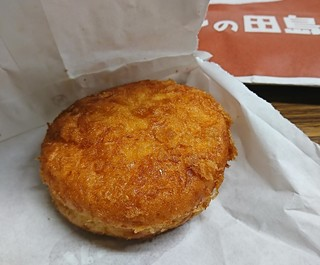 パンの田島 学芸大学駅前店 - カニクリーム〇揚げ系は小さい、カニ感は少ないが味はおいしい