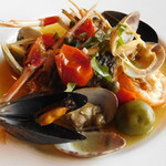 シンポジオン - 本日鮮魚のアックアパッツァ