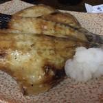 炉端 蝦夷の里 - つぼ鯛
