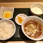 109224498 - 朝定食(生たまご・国産とろろ)