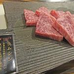 近江牛専門店 万葉 まえだ亭 - ラムシン
