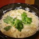 居酒屋るぱん - ウニ豆腐鍋