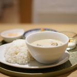 Rice people,Nice people! - グリーンカレーセット☆