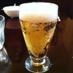 まさらダイニング - ランチビール390円