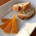 メルシーキャンプ - チーズさん