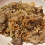 109231840 - 肉野菜炒飯