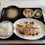 ゆあさ食堂 - 料理写真: