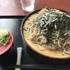 やぶ - 料理写真:ざるそば ¥720